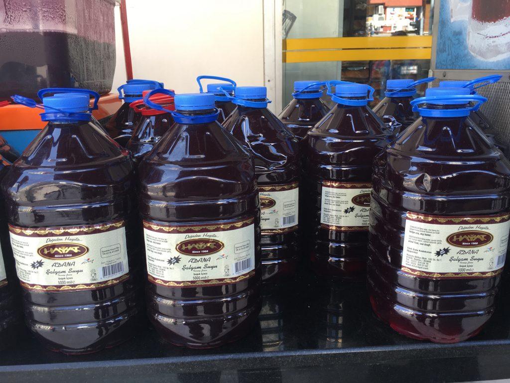 Adana'da ne yenir - Şalgam suyu
