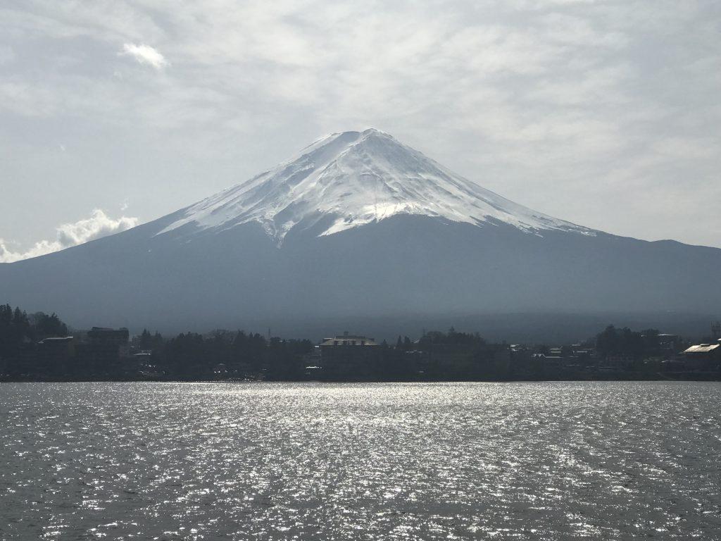 Tokyo gezilecek yerler - Muhteşem güzellikteki Fuji dağı