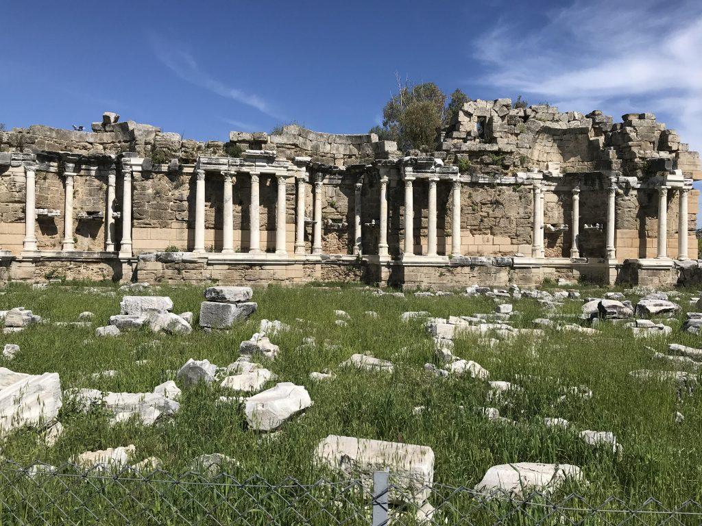 Side Antik Kenti - Akdeniz'in incisi