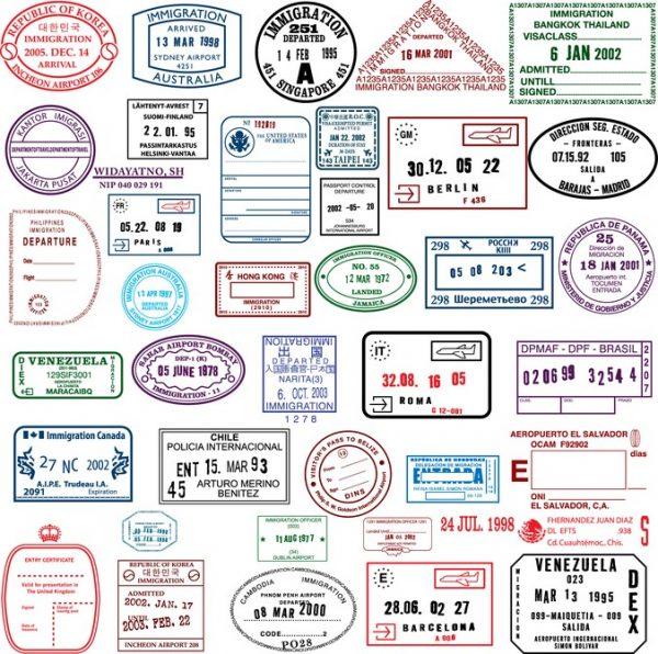 countries-in-the-visa-stamp-vector-11295